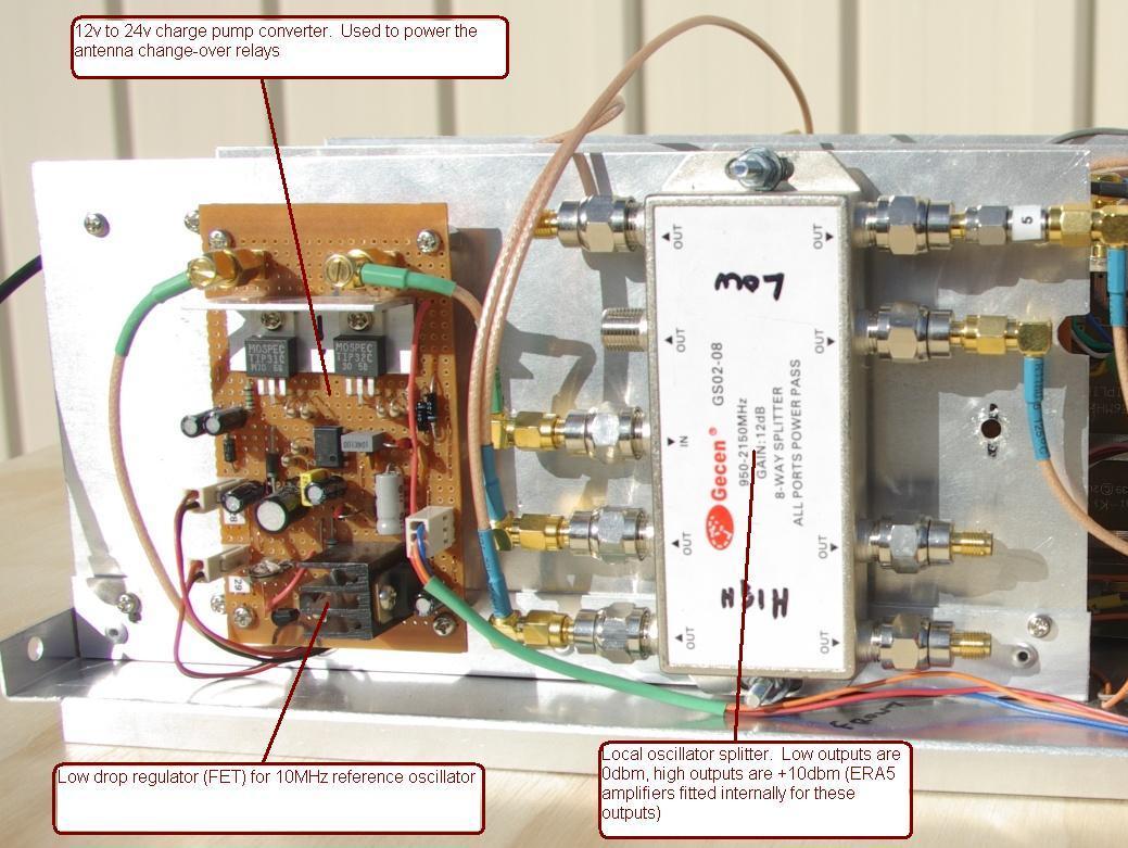 VK5ZD Microwave Transverter